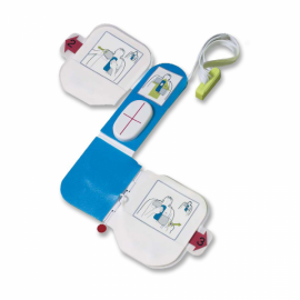 Electrodes adultes ZOLL AED Plus CPR-D-PADZ