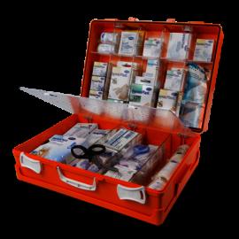 Pharmacie d'entreprises Vario 3, remplie
