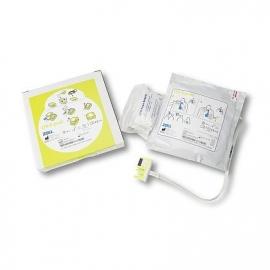 Electrode en une pièce ZOLL CPR-D-padz (monobloc) avec capteur Feedback RCP - Kit d'urgence inclus