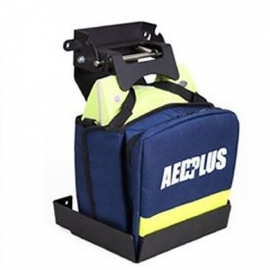 Support véhicule pour AED Plus