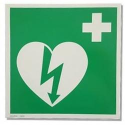 Signalisation AED, Alu-Plat Réfléchissant