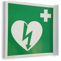 Signalisation AED, Alu-T Réfléchissant