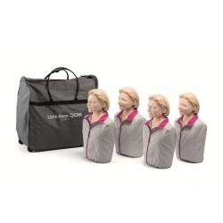 Mannequin Little Anne QCPR 4 pces peau claire