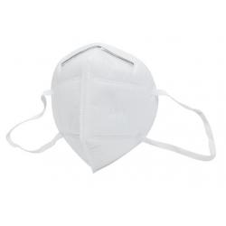 Masque de protection KN95 type FFP2, 10 pièces