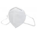 Masque de protection KN95 type FFP2 grade médical, 20 pièces