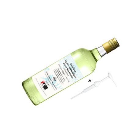 Solution Hydro-alcoolique pour les mains MORAND