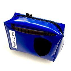 First Aid Kit BLEU avec velcro