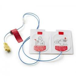 Electrodes de défibrillation d'entraînement Philips Heartstart