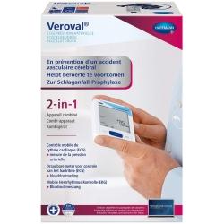 Appareil combiné 2 en 1 (ECG+pression) Veroval®