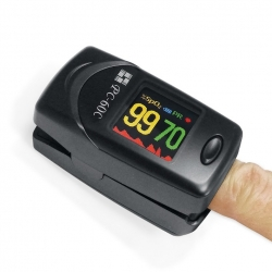 Saturomètre de doigt PC-60C PRO