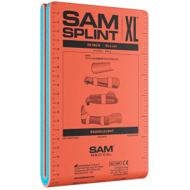 ATTELLE SAM® SPLINT XL, 14 X 92 CM