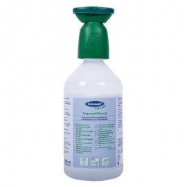 Bouteille de rinçage oculaire NaCl, 500 ml