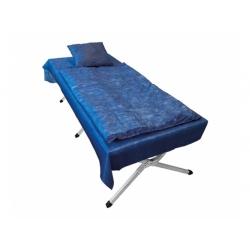 Set pour lit d'infirmerie à usage unique