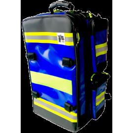 Sac de sauvetage AmbuPro L Formamed Bleu/jaune