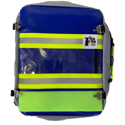 Trousse AMMO d'intubation Formabag / bleu