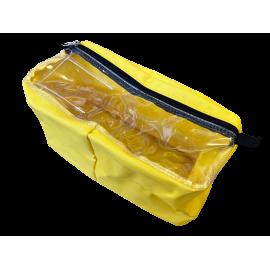 Pochette de couleur jaune (grande) Formamed