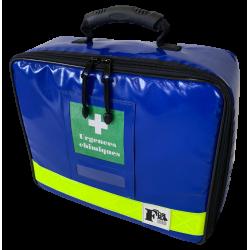 Kit d'urgences chimiques Formamed bleu