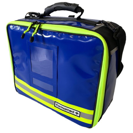 Sac Medic First Aid Compak bleu sans trousse