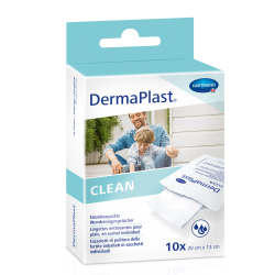 Nettoyage de plaies désinfectant DermaPlast clean
