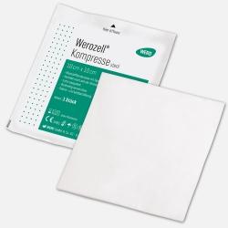 Compresse stérile Werozell® 10 x 10 cm 100 pièces