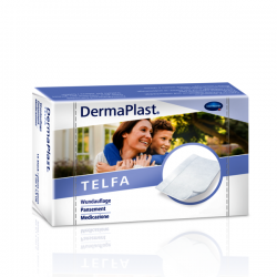 Compresses DermaPlast® Telfa 7.5 x 10 cm