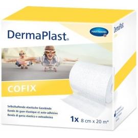 COFIX 8 CM X 20 M DERMAPLAST® ,ROULEAU