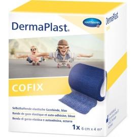 COFIX 6 CM X 4 M BLEU, DERMAPLAST®
